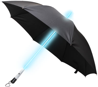 cool gadgets of 2010 led umbrella 1