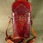 dragon leather basket