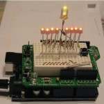electric menorah arduino