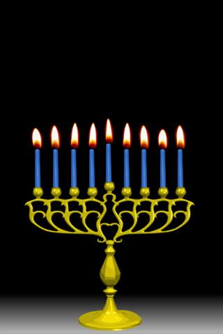 electric menorah iphone application 3