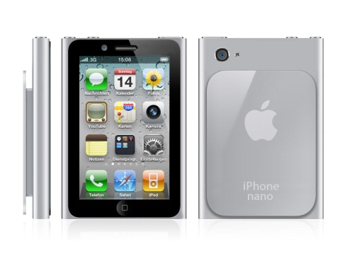 iPhone Nano Concept 1