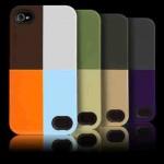 iPhone quartet case