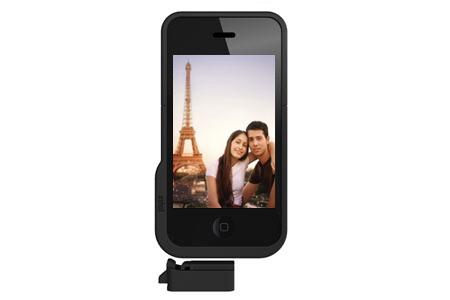 iphone 4 tripod case XShot