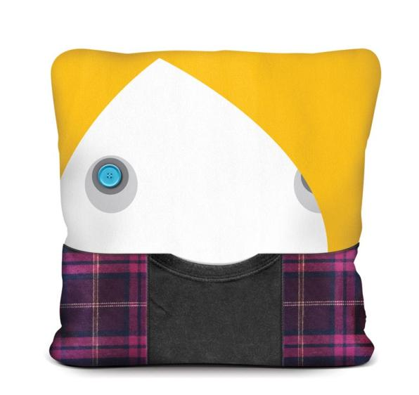 kurt cobain pillow cushion