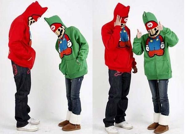 mario hoodie 1