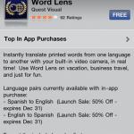 word lens 1.