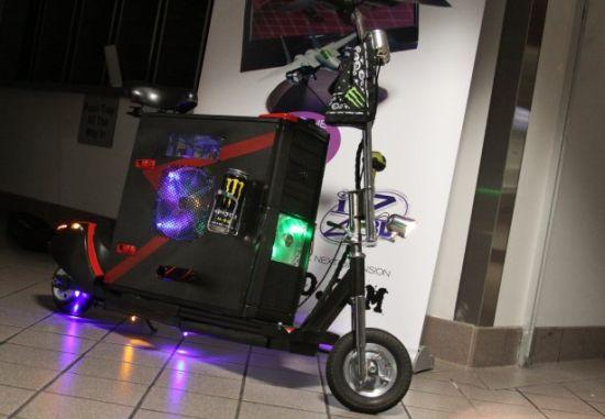 scooterputer