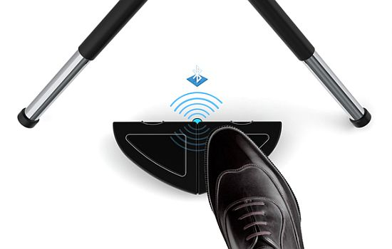 Smartstand digital music stand