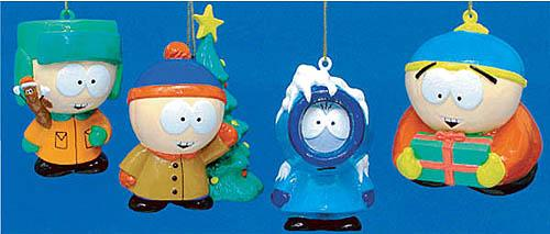 south park christmas ornaments 3