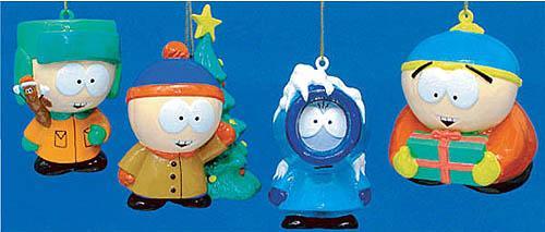 south park christmas ornaments 3