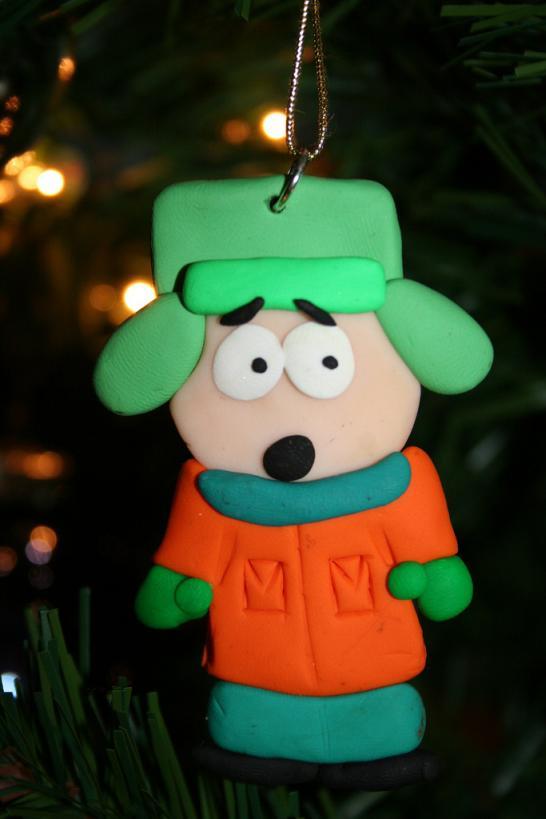 south park christmas ornaments 4