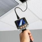 spy gadgets of 2010 snake video camera scope