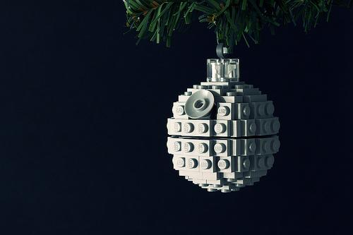 star wars christmas ornaments lego death star