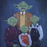 star wars family portraits art steven quinn