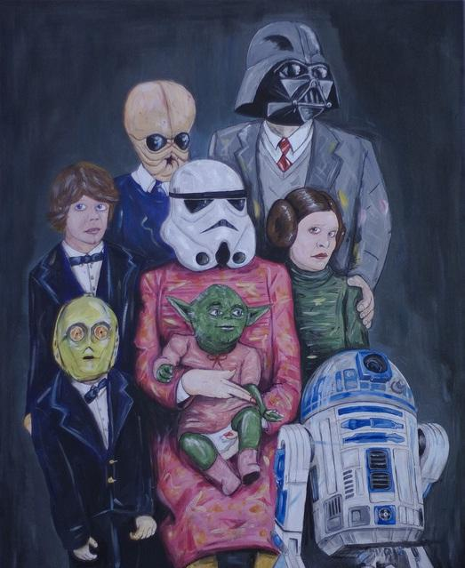 star wars family portraits steven quinn