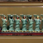 statue of liberty chanuka menorah
