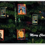 steve jobs christmas ornament