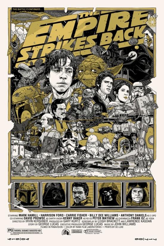 Tyler Stout's Empire Strikes Back