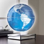 top gadgets of 2010 t800 floating lighted globe
