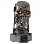 top gadgets of 2010 t800 terminator head replica