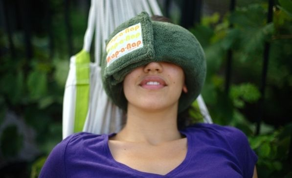 wrap and nap pillow product design