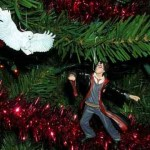xmas ornaments harry potter