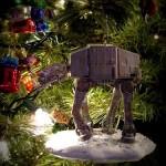 xmas ornaments star wars atat