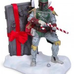 xmas ornaments star wars boba fett