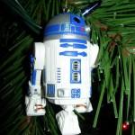 xmas ornaments star wars r2d2