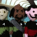 Amigurumi Li'l Trekkies Group 1