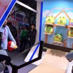 Anry Birds Arcade Game Booth