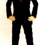 Conan Lego Front