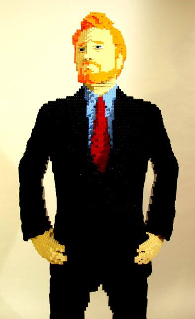 Conan Lego Mid