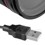 DSLR with USB speaker 4