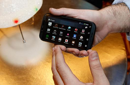 Verizon's new Motorola Droid Bionic