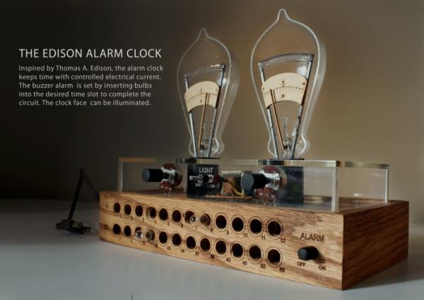 Edison alarm clock1