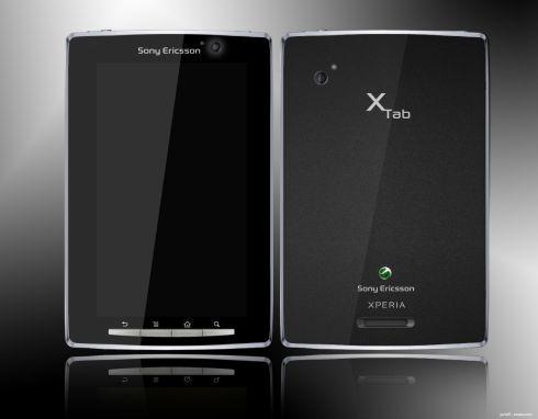 Ericsson X Tab 2
