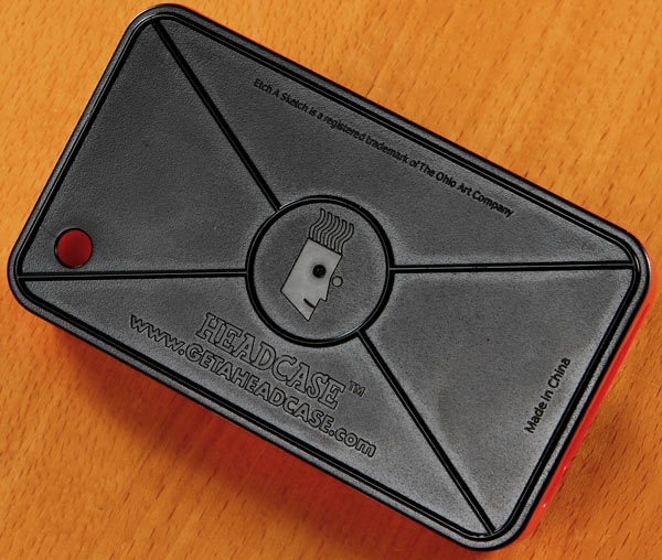Etch A Sketch iPhone Case 1