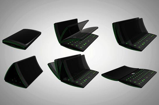 Flip Phone Fold Options