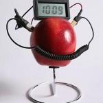 Fruit Powered Clock 2