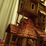 Gingerbread Burrow 2