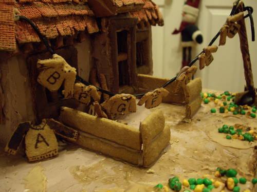 Gingerbread Burrow 3