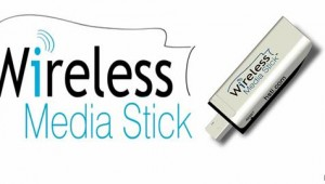 HSTi's Wireless Media Stick