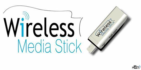 HSTi's Wireless Media Stick