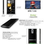 HTC Internal Spec