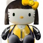 Hello Kitty Watchmen 1