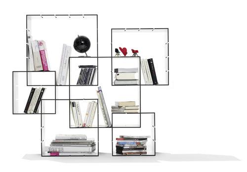 Konnex Interlocking Bookshelves 2