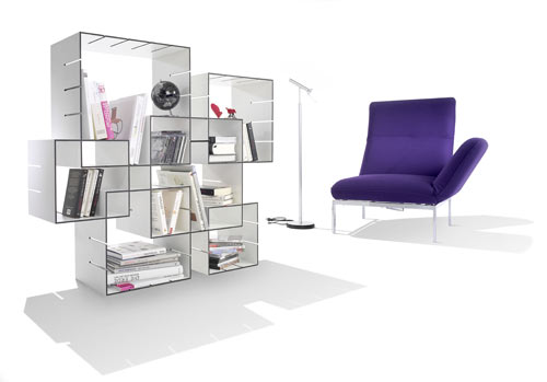 Konnex Interlocking Bookshelves 4