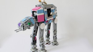 Lego AT-AT Ice Cream Truck