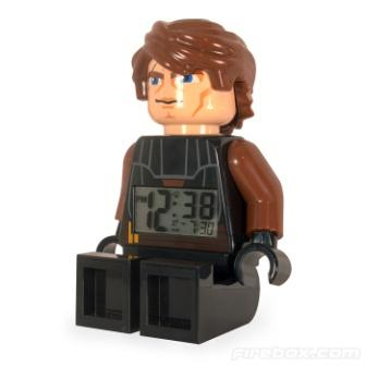Lego Minifig Anakin Clock